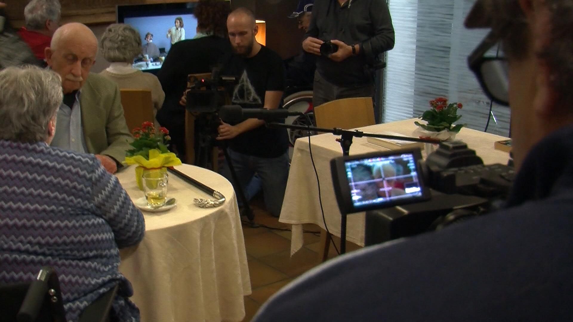 Sedia Rotelle 17 Movie Istantanea Associazione Di